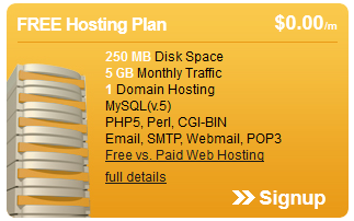 DNCholsting free domain hosting